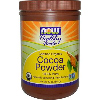 Organic Cocoa Powder - 12 oz