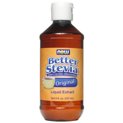 Stevia Liquid Extract - 8 oz