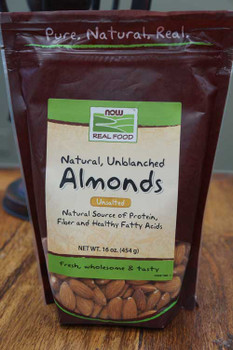 Almonds Shelled - 1 Lb