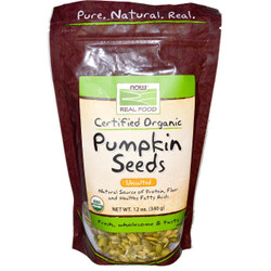 Organic Pumpkin Seeds - 12 oz