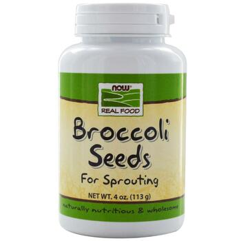 Broccoli Seeds Sprout - 4 oz