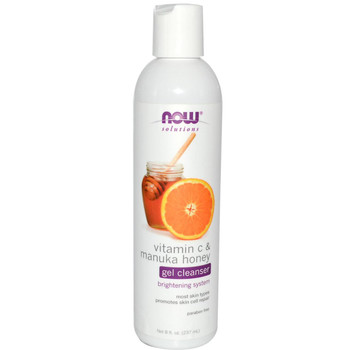 Vitamin C & Manuka Honey Cleanser - 8 oz