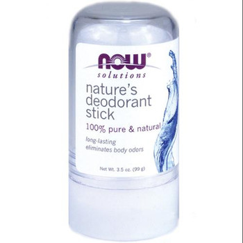 Nature's Deodorant Stick (Stone) - 3.5 oz