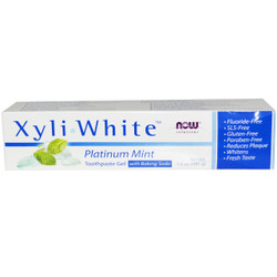 Xyliwhite Platinum Mint w-Baking Soda Toothpaste - 6.4 oz