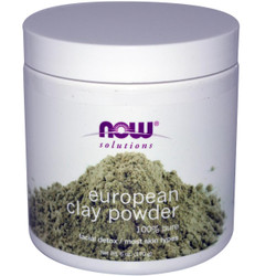 European Clay Powder - 6 oz