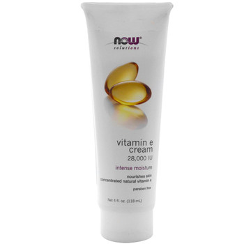 Vitamin E Cream - 4 oz