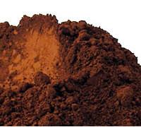 Matte Brown Oxide Pigment Powder