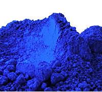 Matte Cobalt Blue Oxide Pigment Powder