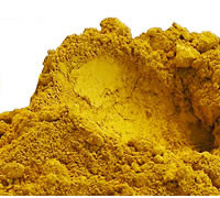 Matte Yellow Oxide Pigment Powder