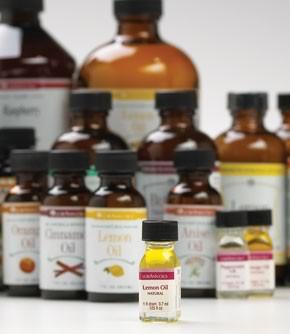 Pure Lorann Oils Orange Flavor Sizes