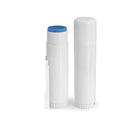 White stick lip balm tubes