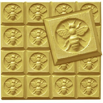Guest Honeybee Soap Mold