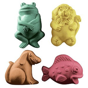 Kids Critters 1 Soap Mold