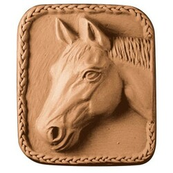 Horse Soap Mold