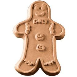 Gingerbread Man Soap Mold