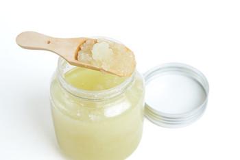 Unscented Sugar / Salt Scrub Oil Base