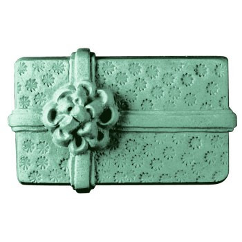 Gift Box 2 Soap Mold