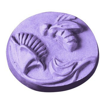 Bee and Flower Soap Mold