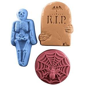 Halloween 2 Soap Mold