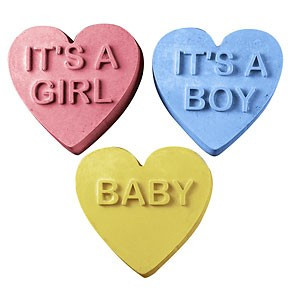 Baby Hearts Soap Mold