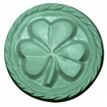 Shamrock Soap Mold