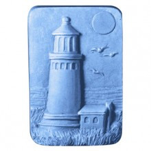 Lighthouse Soap Mold