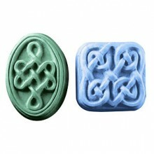 Guest Celtic Knot Soap Mold