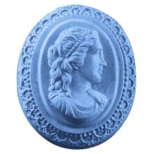 Guest Cameo Soap Mold
