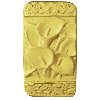Lilies Soap Mold
