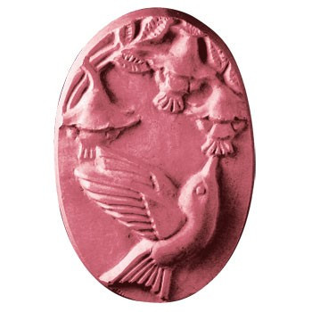 Humming Bird Soap Mold