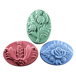 Bouquets Soap Mold