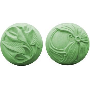 Guest Florals Soap Mold