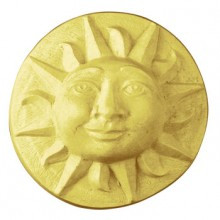 Sun Face Soap Mold