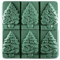 Fir Tree Tray Soap Mold