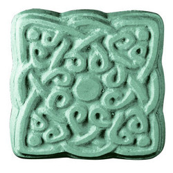 Celtic Lace Soap Mold