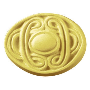 Celtic Oval Soap Mold