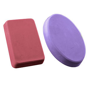 Guest Oval & Rectangle Soap Mold