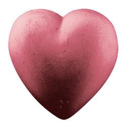 Guest Plain Hearts Soap Mold