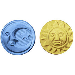 Guest Sun & Moon Soap Mold