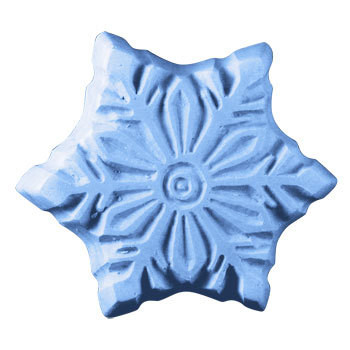 Snowflake2 Soap Mold