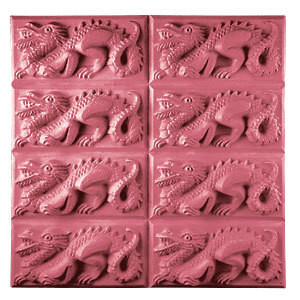 Tray-Dragon Soap Mold