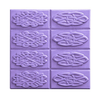 Tray-Knots Soap Mold