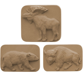 Animals Soap Mold