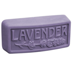 Guest Rounded Lavender Soap Mold