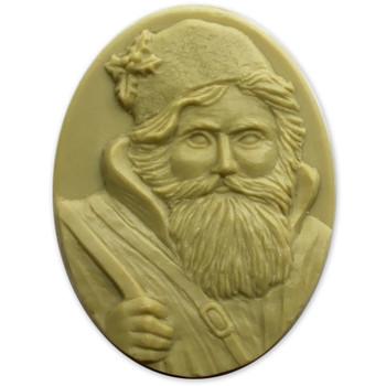 Saint Nicholas Soap Mold