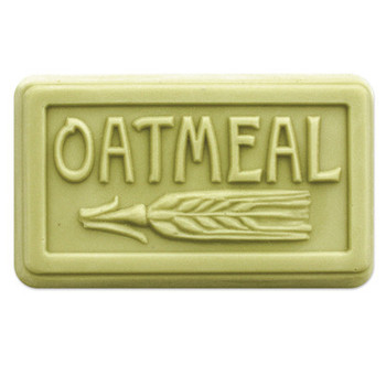 Rounded Oatmeal Soap Mold