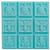 Tray-Art Deco Fauna Soap Mold