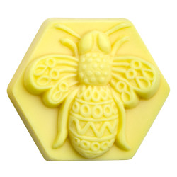 Filigree Bee Soap Mold