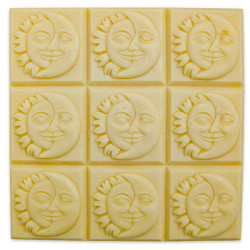 Tray-Sun and Moon Soap Mold
