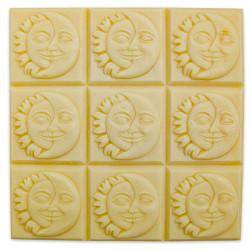 Tray-Sun and Moon Soap Mold